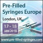 Pre-Filled Syringes Europe 2018, 17th & 18th Jan | Copthorne Tara Hotel, Kensington, London UK